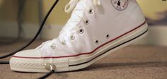 These Converse Kicks Have a Built-In Wah-Wah Pedal | Mental Floss