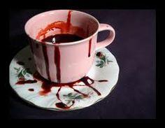 sang ou soupe de tomates?