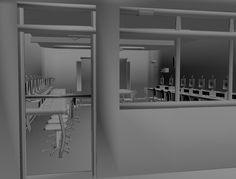El laboratorio en el que modelé este laboratorio. O.o