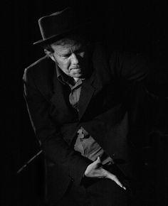 Tom Waits by Rebecca Blissett