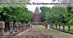 If you would like to see something worth to visiting, amazing and impressive, You have to go there.  #Historical #Park #Thailand #Buriram #Travel