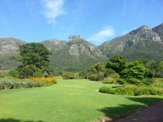 Kirstenbosch Botanical Gardens Cape Town, Botanical Gardens, South Africa, Golf Courses, Country, Beautiful, Rural Area, Country Music, Rustic