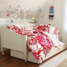 Bed Barn Teen Lilac Daybed Trundle Bed Daybeds Beds Bedroom
