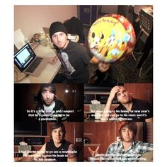 All time low talking about matt flyzik obsession with Mickey Mouse
