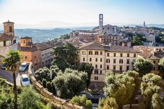 27 of the best cities to visit in Italy: old town of Perugia, Umbria, Italy Perugia Italy, Umbria Italy, Pisa, Places Around The World, Around The Worlds, Romantic Italy, Places To Travel, Places To Visit, Underground Tour