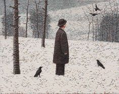 Catto Gallery | Mark Edwards Solo Exhibition 2016 | The Patient Man