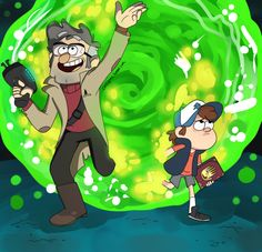 I'm gonna accomplish great things, Dipper. And you're gonna be a part of 'em. And together we're gonna run around, Dipper, we're gonna do all kinds of wonderful things, Dipper. Just you and me, Dipper. The outside world is our enemy, Dipper. We're the only friends we got, Dipper. It's just Dip and Fordy. Dip and Fordy and their adventures, Dipper, Dip and Fordy, forever and forever, 100 years Dip and Fordys…things. Me and Dip and Fordy runnin' around and Dip and Fordy time. AAaall day long…