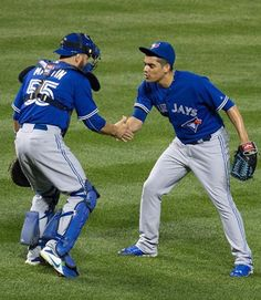 Martin | Osuna Blue Jay Way, Go Blue, Hockey, Baseball, Softball, Russell Martin, Toronto Blue Jays, Bowling, Sports Teams