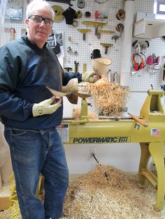 True Creations woodturning home