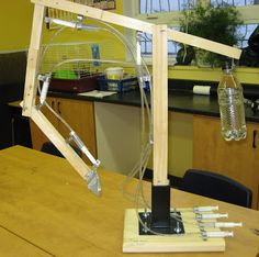 Hydraulics and Pneumatics Projects: Crane, jack in the box, hair dresser chair, bridge, dump truck, fire-engine ladder, elevator