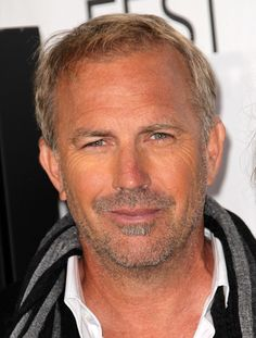 Kevin Costner - Humble, sincere, an underrated actor and ruggedly handsome.