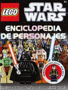 Enciclopedia de personajes LEGO STAR WAR -  http://tienda.casuarios.com/enciclopedia-de-personajes-lego-star-war-enciclopedia-de-personajes-lego-star-wars/
