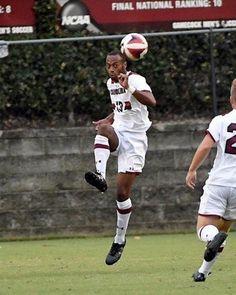 Soccer Player Action Shot