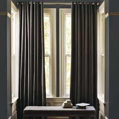 Velvet Window Panel, 48