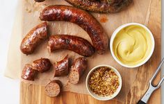 Homemade Spicy Italian Sausage Recipe - Bon Appétit. Absolutely delicious