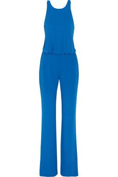 L'Agence Crepe jumpsuit | THE OUTNET