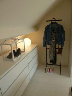 MALM ladekast   #IKEA overloop