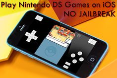 Play Nintendo DS Games on iOS 10 (No Jailbreak) NDS4iOS