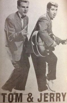 Early Simon & Garfunkel