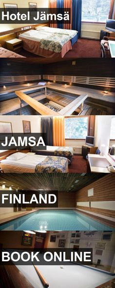 Hotel Jämsä in Jamsa, Finland. For more information, photos, reviews and best prices please follow the link. #Finland #Jamsa #travel #vacation #hotel