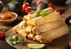 Recetas festivas típicas de nuestros países: El tamal, comida de los dioses