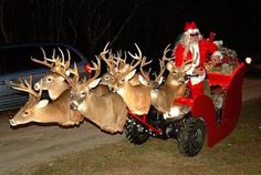 Redneck Crazy Christmas  ---- funny pictures hilarious jokes meme humor walmart fails