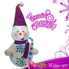 Muñeco de nieve  #vidrio #esfera #muñeco #muñecodenieve #artesanías #decoración