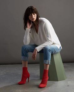 Elle + Riley is about premium, affordable cashmere staples that evoke a sense of modern style and luxury for contemporary women, their partners, and family Timeless Design, Contemporary, Modern, Cashmere, Normcore, Elegant, Luxury, Holiday, Red