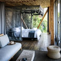 Singita Lebombo: A Modern Safari Lodge in Remote South Africa