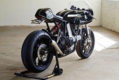 Ducati Retro racer