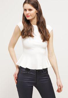 MAX&Co. CORONA - T-shirt imprimé - white - ZALANDO.FR