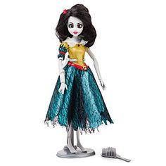 ThinkGeek :: Once Upon a Zombie Dolls.  They have all the princesses
