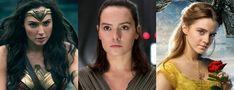Os três maiores filmes de 2017 nos EUA são protagonizados por personagens femininas