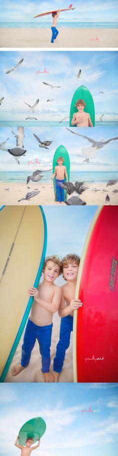 Fotografía en playa