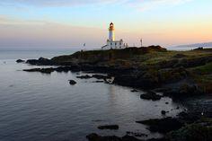 Turnberry Lighthouse at dawn | da iancowe