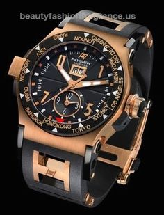 To have a look into Rolex assortment of good, high-precision wrist watches, find the perfect mixing of form and functionality. Men's Watches, High End Watches, Breitling Watches, Fossil Watches, Sport Watches, Cool Watches, Fashion Watches, Wrist Watches, Fashion Men
