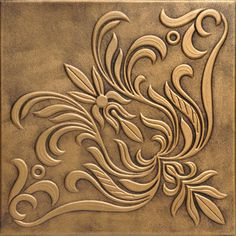 "Decorative Ceiling Tiles, Inc. Store - The Wedding Present - Styrofoam Ceiling Tile - 20""x20"" -"