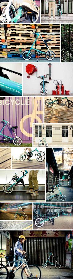 Strida folding bike - current obsession