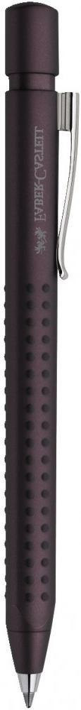 Шариковая ручка автоматическая Faber-Castell Grip 2011 синий 144176