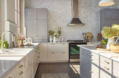 Jillian Harris' IKEA Sektion Kitchen