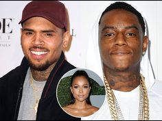 Chris Brown Challenges Soulja Boy to a 1v1 3 Round Boxing match and Soulja Boy Accepts! - YouTube