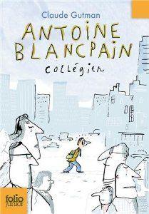 Antoine Blancpain collégien de Claude Gutman