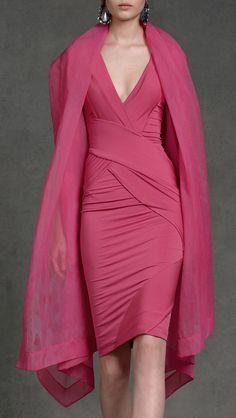Donna Karan Resort 2013  a perfect mother of the bride/groom dress!