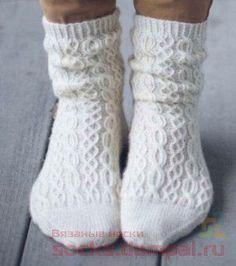 "Сайт ""Вязаные носки"""
