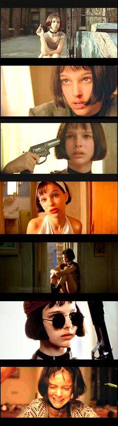 Natalie Portman.  Léon: The professional (1994)
