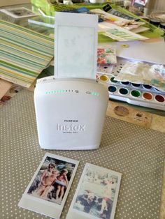 Fujifilm instax share printer