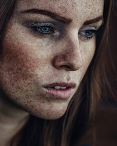 Gorgeous Portrait Photography by Joschka Link #inspiration #photography