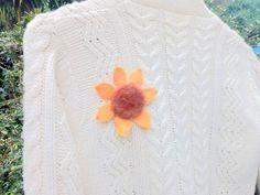 Sweater Coats, Sweaters, Jacket Pins, Coat Dress, Flower Brooch, Hair Clips, Wax, Unisex, Boho