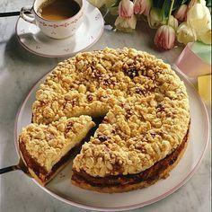 Kirsch-Quark-Kuchen Rezept   LECKER