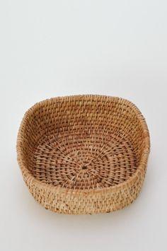 Pine Needle Basket #41